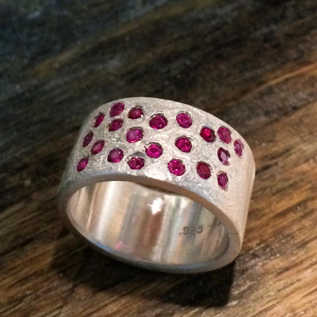 Fine Silver Ring