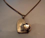 Ticking Heart Pendant